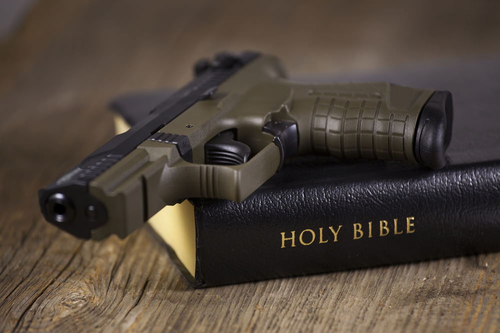 Christians and guns
